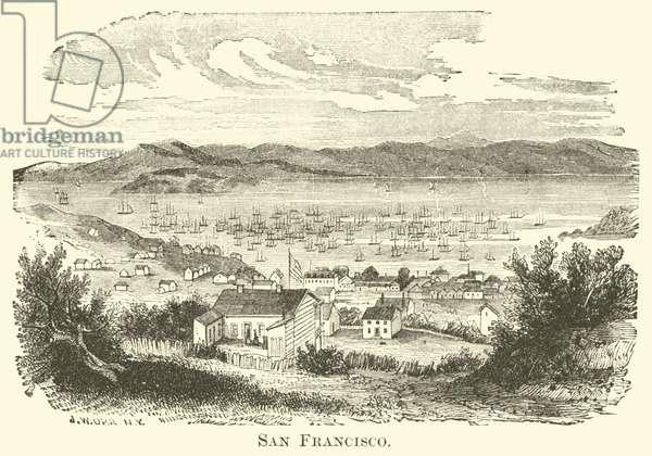 San Francisco (engraving)