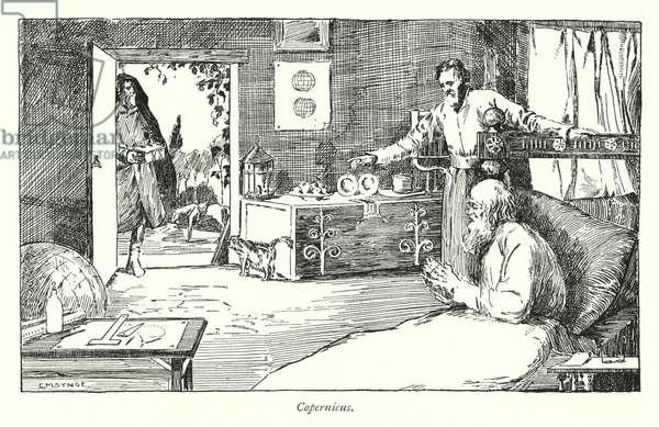 Copernicus (litho)