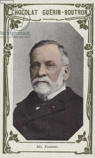 Pasteur (coloured photo)