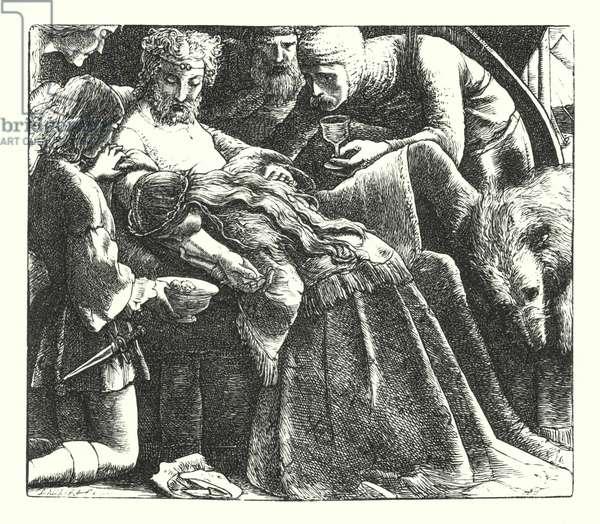 A Dream of Fair Women (engraving)
