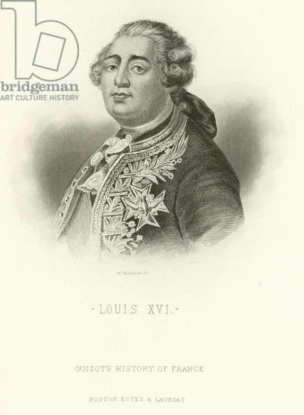 Louis XVI (engraving)
