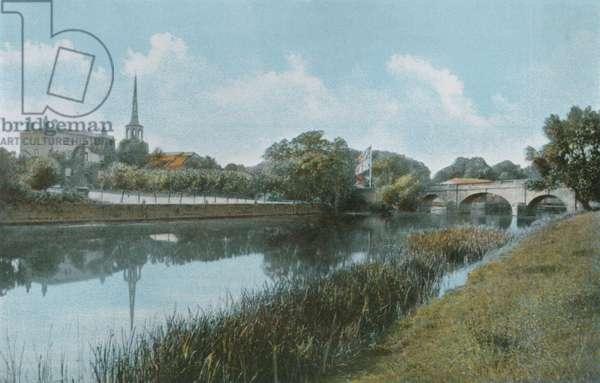 Wallingford-on-Thames (photo)