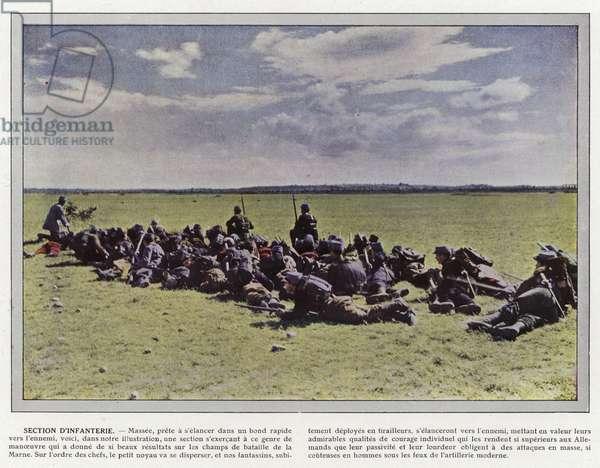 Section D'Infanterie (photo)