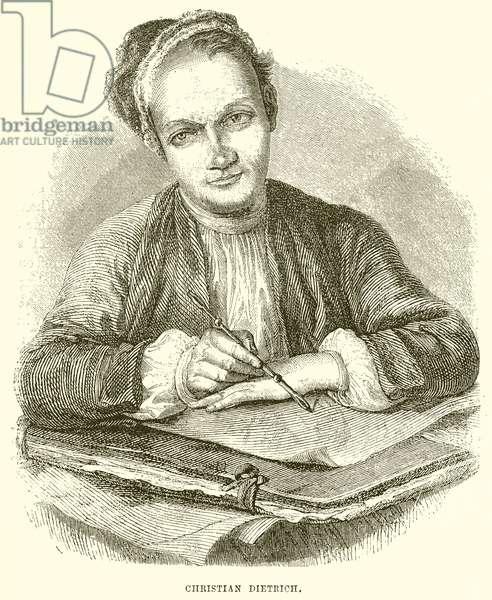 Christian Dietrich (engraving)