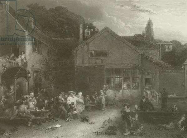 The Village Festival (engraving)