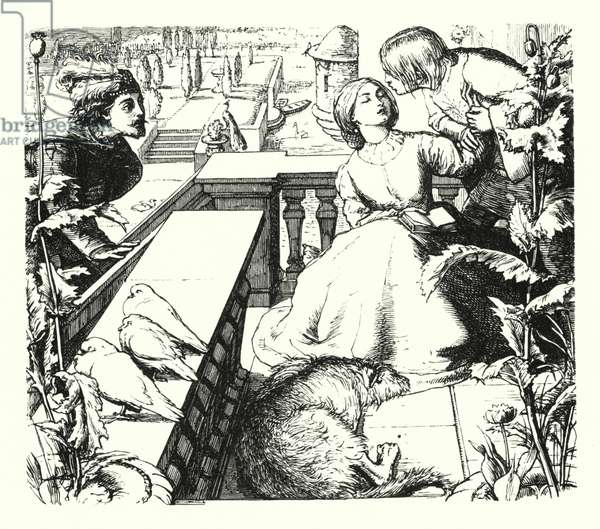 The Day-Dream (engraving)