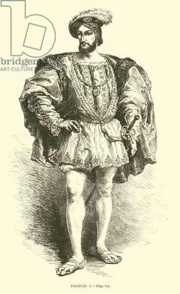 Francis I (engraving)