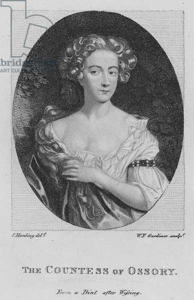 The Countess of Ossory (engraving)