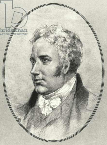 Coleridge (litho)
