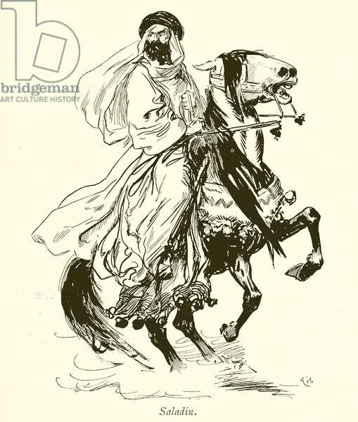 Saladin (engraving)