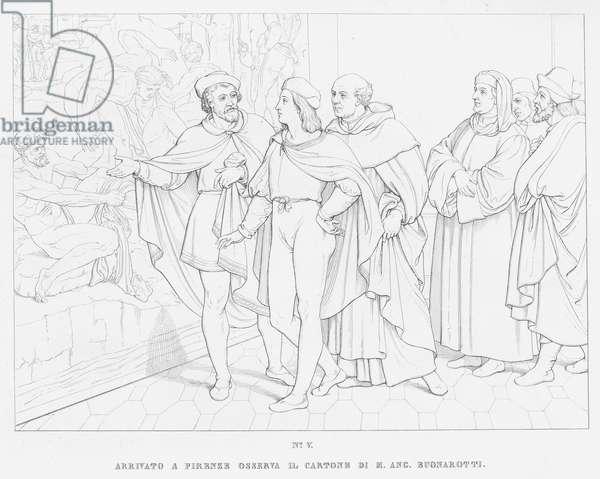 Life of Raphael (engraving)