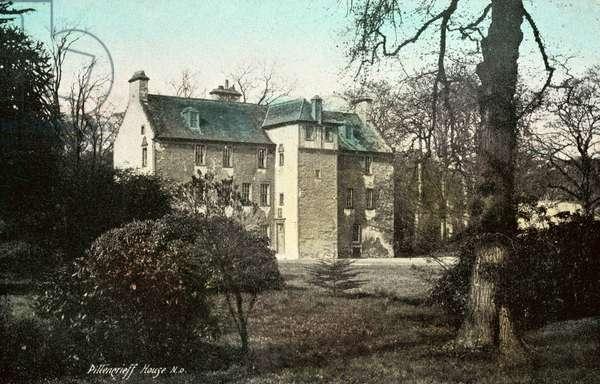Pittencrieff House, N O (colour photo)