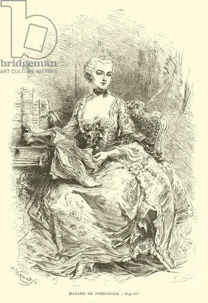 Madame de Pompadour (engraving)