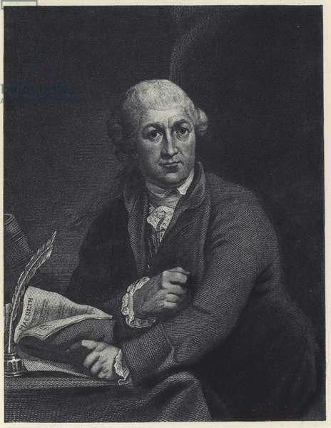 David Garrick (photogravure)