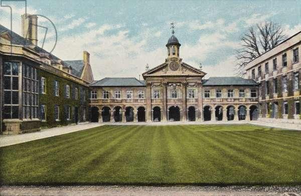 Emmanuel College (photo)