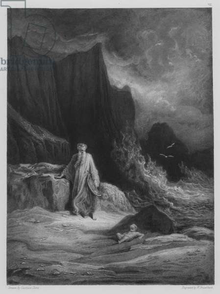 The Finding of King Arthur (engraving)