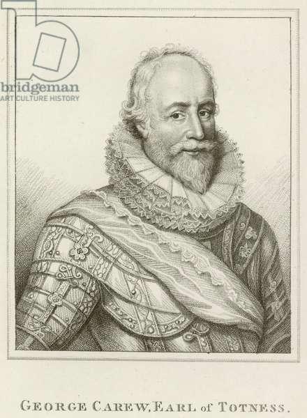 George Carew, Earl of Totness (engraving)