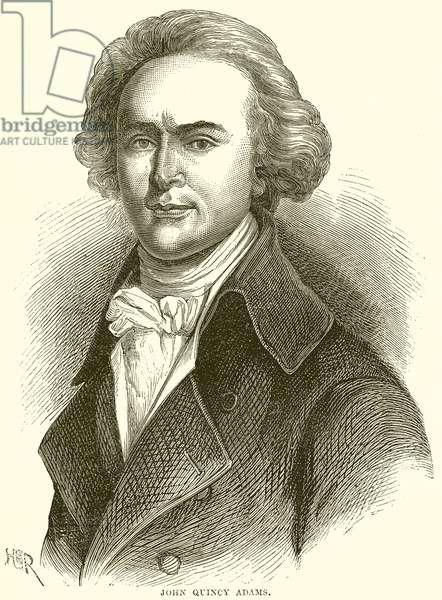 John Quincy Adams (engraving)