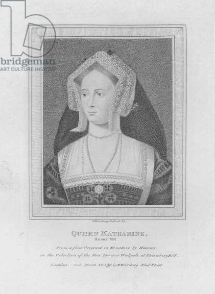 Queen Katharine (engraving)