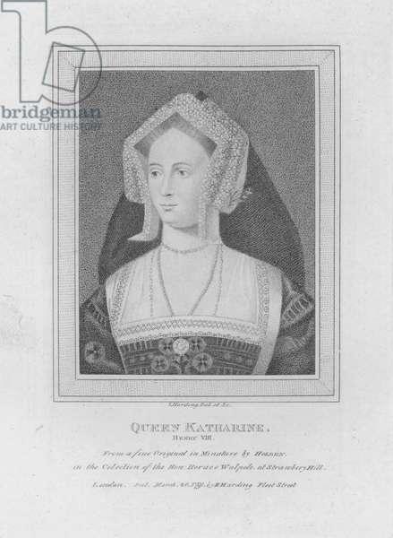 Queen Katharine (engraving)