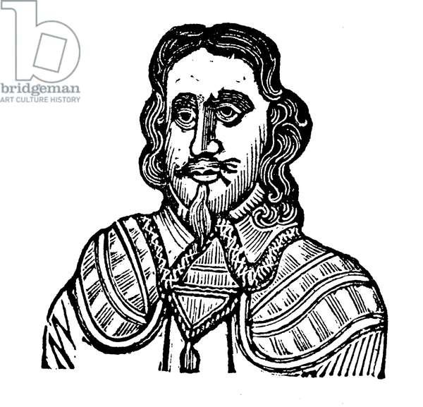 King Charles I (woodcut)