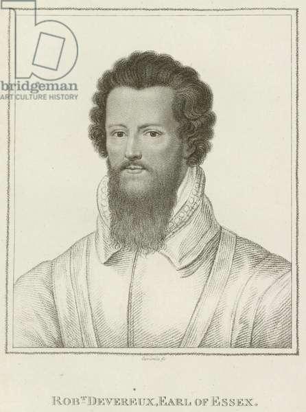 Robert Devereux, Earl of Essex (engraving)