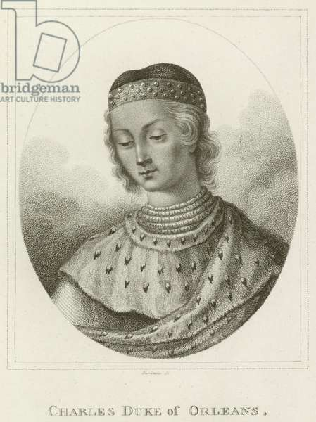 Charles, Duke of Orleans (engraving)