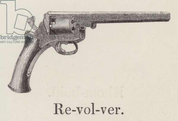 Revolver (engraving)