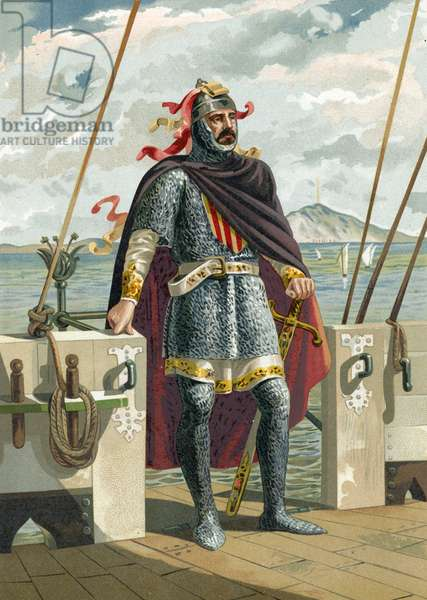 Roger of Lauria, Loria or de Lluria