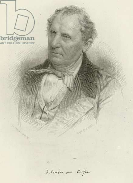 James Fenimore Cooper (engraving)