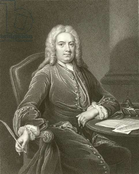 Horatio, First Lord Walpole (engraving)