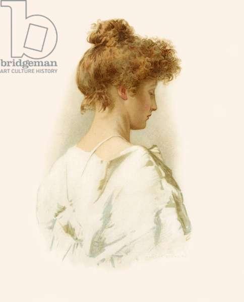 Tennyson's Madeline