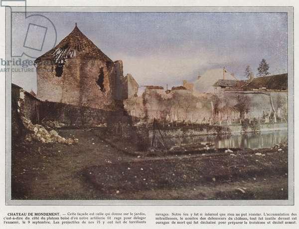 Chateau de Mondement (photo)