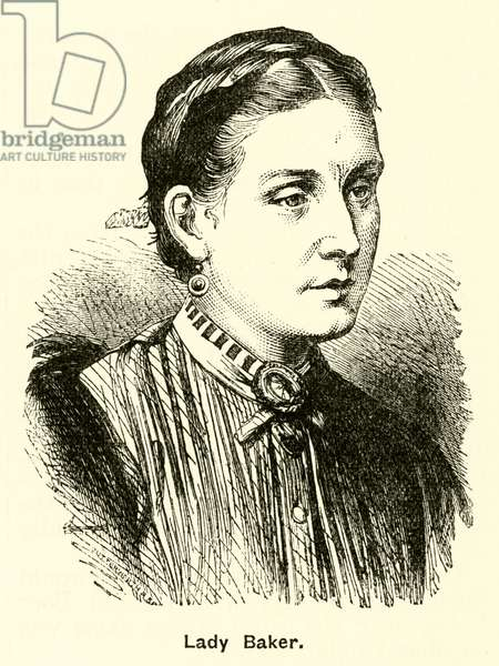 Lady Baker (engraving)