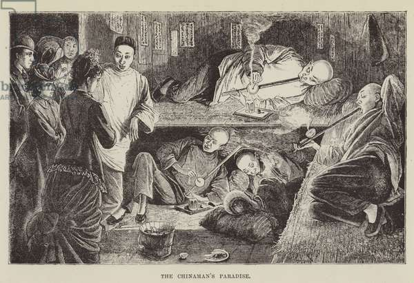 The Chinaman's Paradise (engraving)