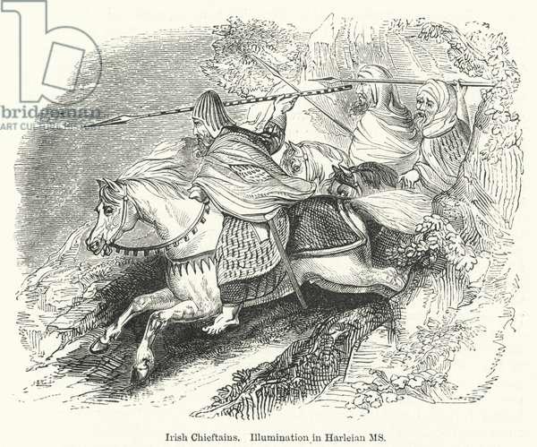 Irish Chieftains (engraving)