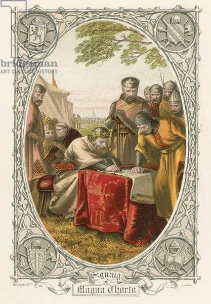 Signing of Magna Carta