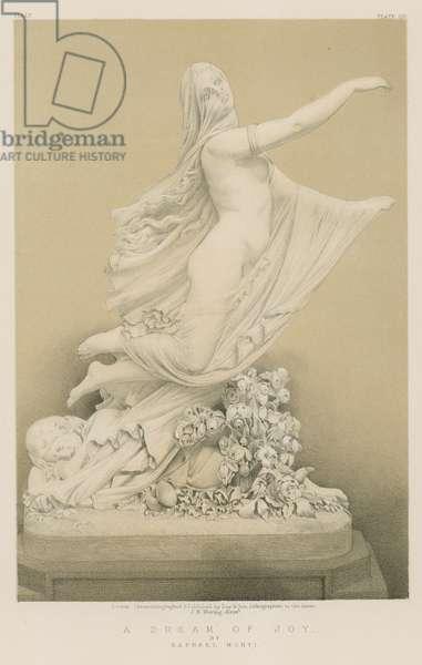 A Dream of Joy by Raphael Monti (chromolitho)
