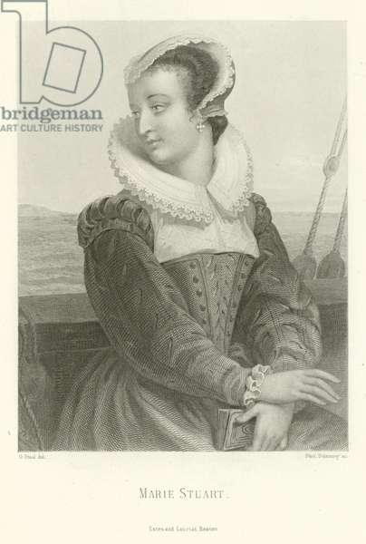 Marie Stuart (engraving)