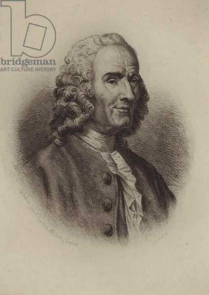 Jean Philippe Rameau (engraving)