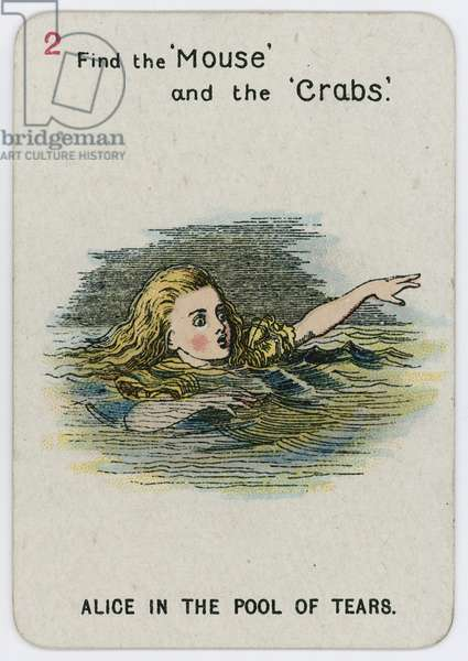 Alice in the Pool of Tears
