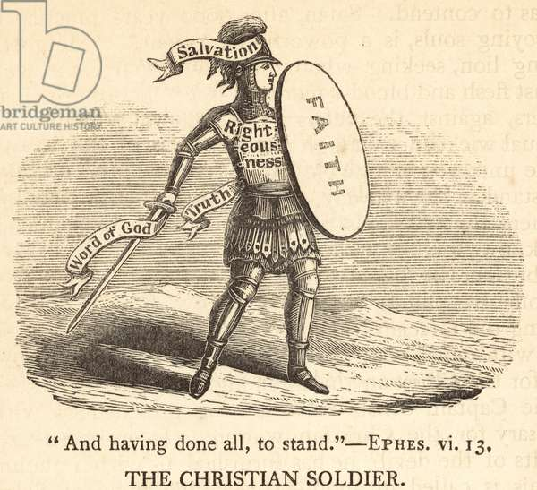 The Christian Soldier (engraving)