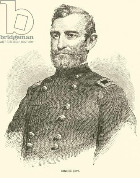 Gershom Mott, June 1864 (engraving)