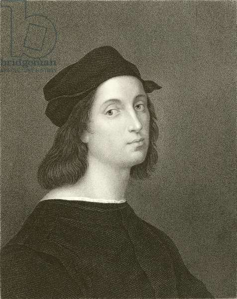 Raphael Sanzio (engraving)