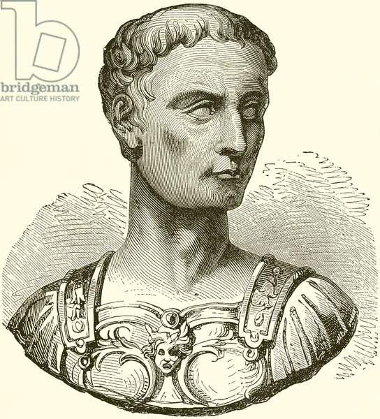 Caius Julius Caesar (engraving)