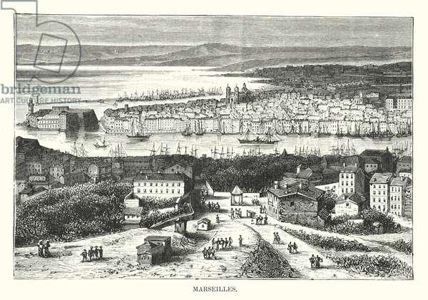 Marseilles (engraving)