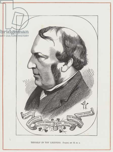 Charles Lever (engraving)