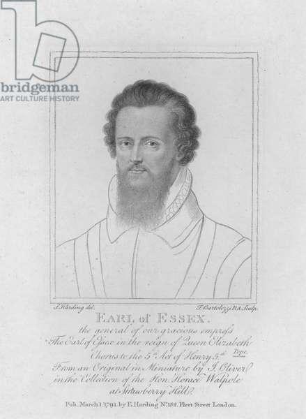 Earl of Essex (engraving)
