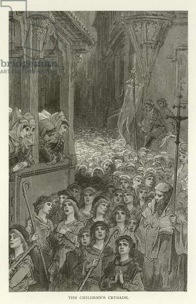 The Children's Crusade (engraving)
