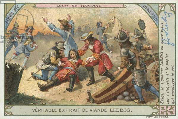 Death of Turenne